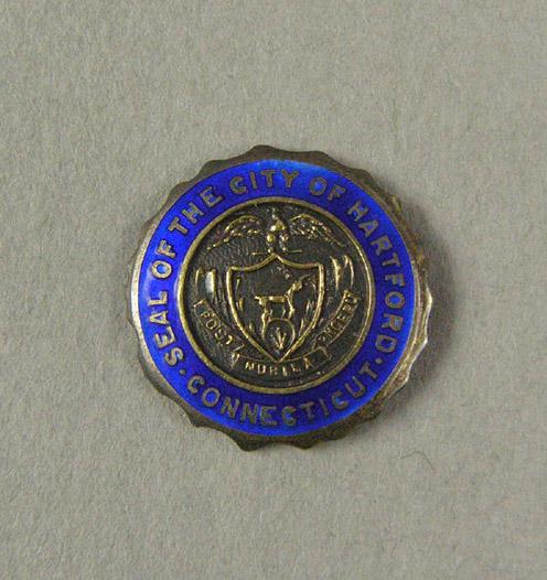 Gift of Mr. & Mrs. Richard Koopman and Mr. & Mrs. Bernard Schiro, 1980.93.36  © 2008 The Connecticut Historical Society.