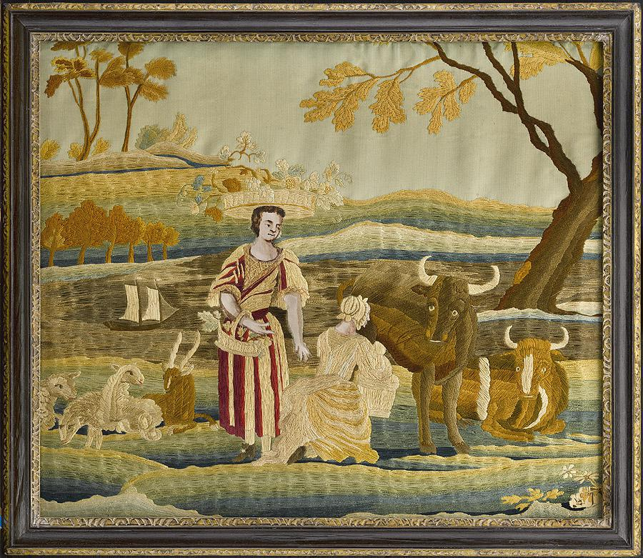 Gift of the children of Richard and Georgette Koopman, 2007.24.85.32  © 2008 The Connecticut Historical Society.