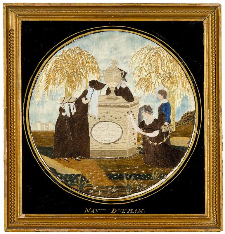 Gift of Mrs. Richard Koopman, 1999.106.9  © 2009 The Connecticut Historical Society.