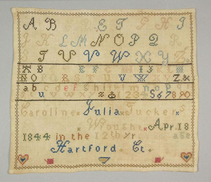 Gift of Colonel and Mrs. Richard L. Shaw, 1999.100.391.1 © 2010 The Connecticut Historical Society.