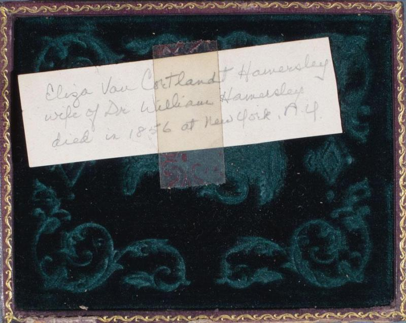 Gift of the Hon. Joyce Krutick Craig (ret.), in memory of her husband John S. Craig, 2013.563.431   © 2013 The Connecticut Historical Society.