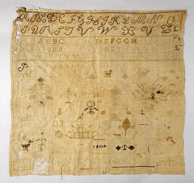 Gift of Hannah Whittlesey, 1840.7.2  © 2006 The Connecticut Historical Society.